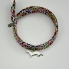 Belette sur bracelet Liberty