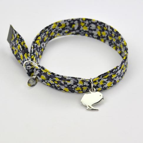 Poussin sur bracelet Liberty