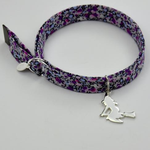 Sorcière sur bracelet Liberty