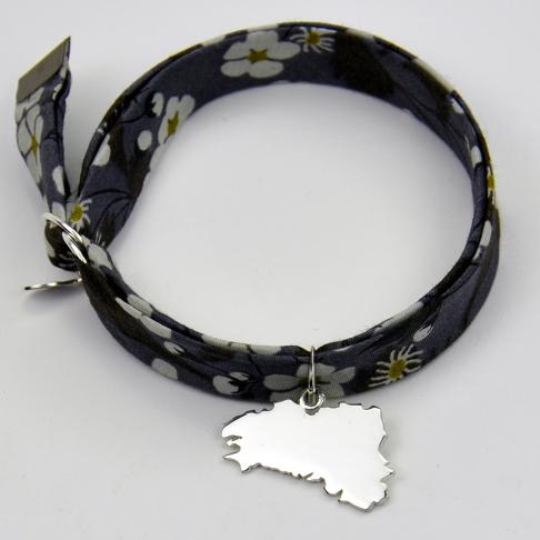 Bretagne historique sur bracelet Liberty
