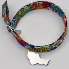 Belle-île-en-mer sur bracelet Liberty