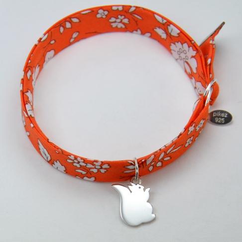 Ecureuil sur bracelet Liberty