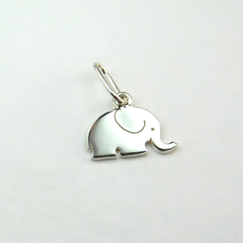 Charms Eléphant