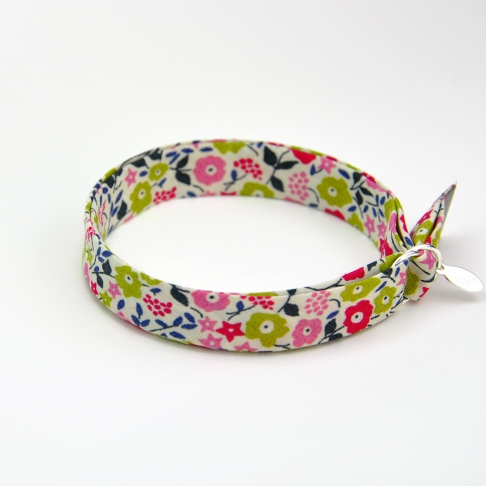 Bracelet Liberty Fairford blanc