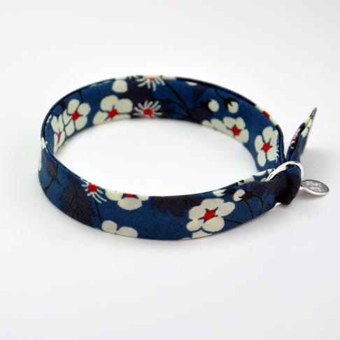 Bracelet Liberty Mitsi bleu