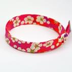 Bracelet Liberty Mitsi fushia