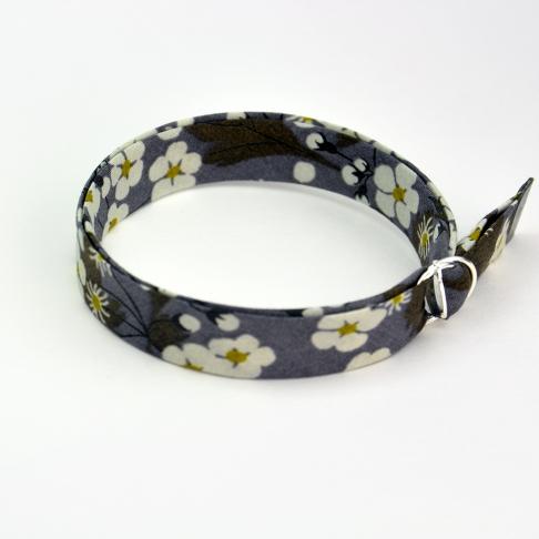 Bracelet Liberty Mitsi gris