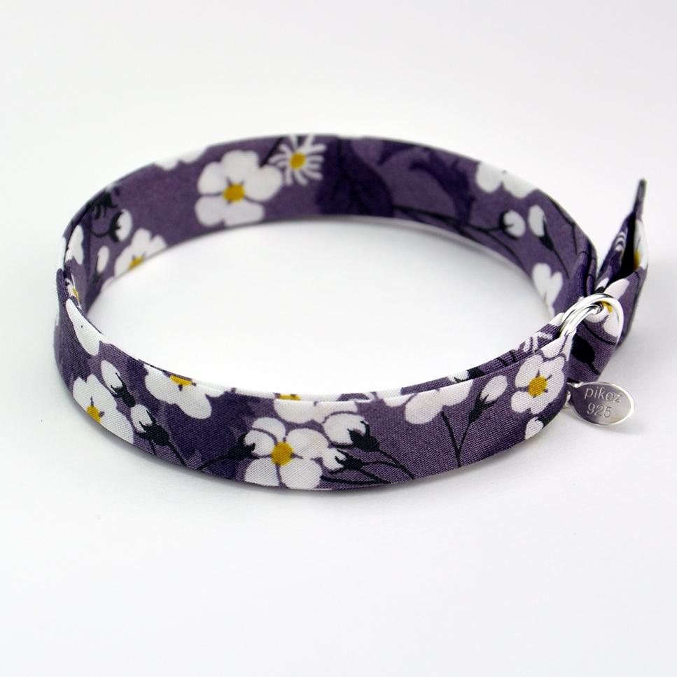 Bracelet Liberty Mitsi violet