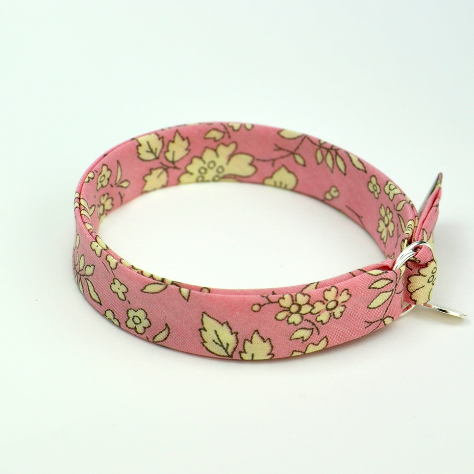 Bracelet Liberty Capel rose