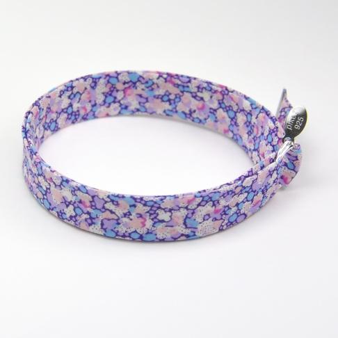 Bracelet Liberty Phoebe parme