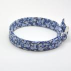 Bracelet Liberty Pepper bleu
