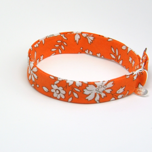 Bracelet Liberty Capel orange