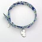 Ange sur bracelet Liberty