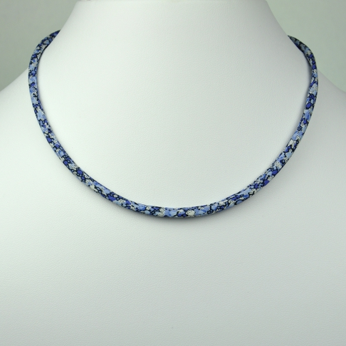 Collier Liberty Pepper bleu
